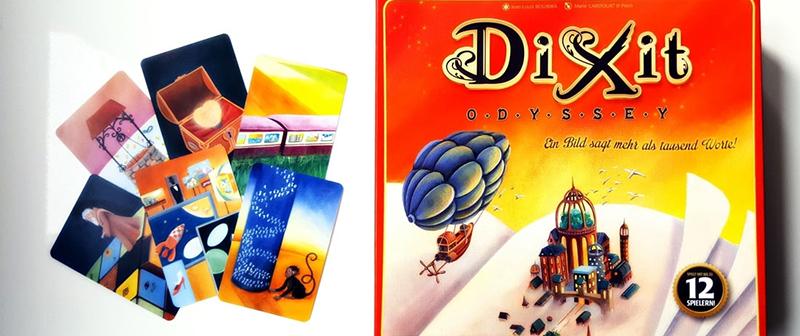 Dixit – creativity meets storytelling