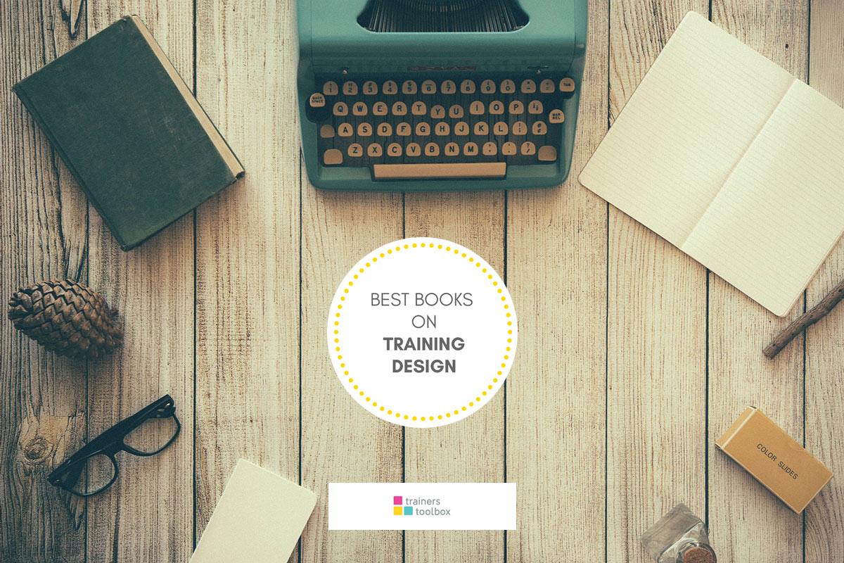 Best books on training design