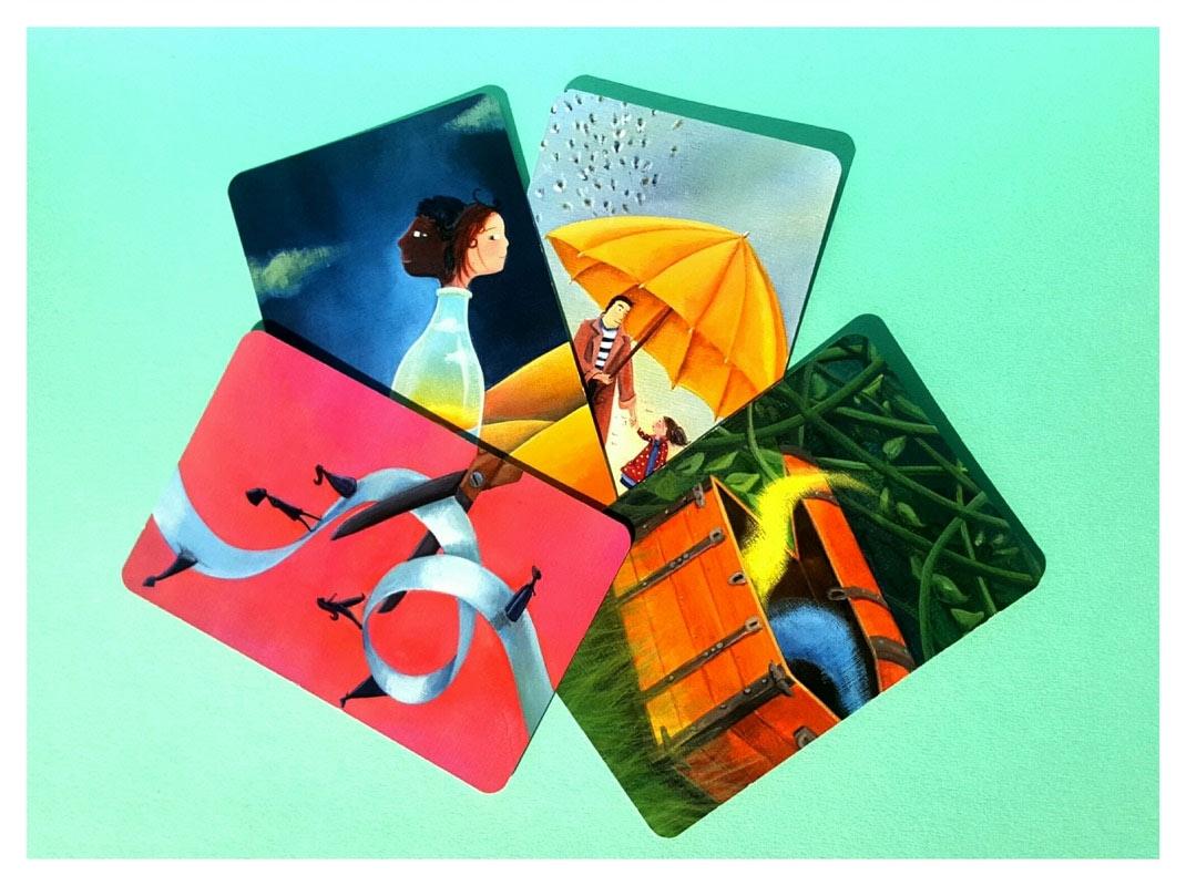 Dixit cards