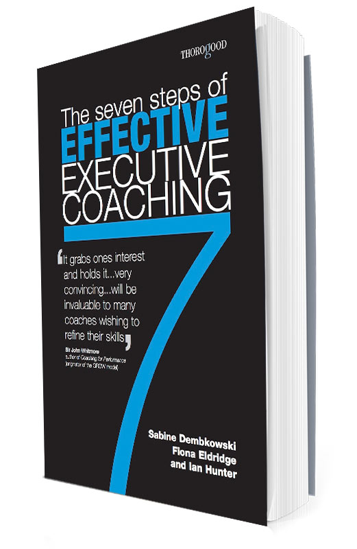 The 7 steps of Effective Executive Coaching