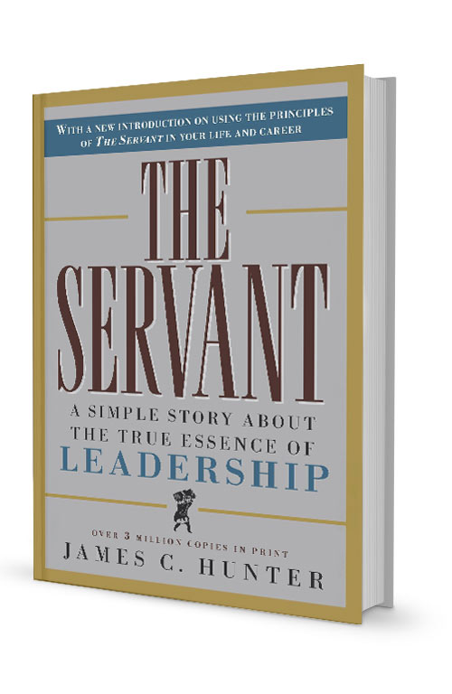 The servant - a simple story about true essence of leadership