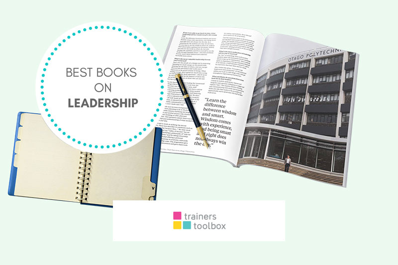 The Best Books On Leadership Trainers Toolbox