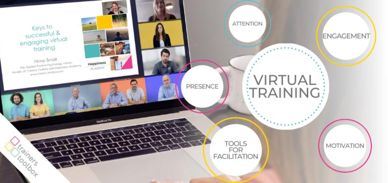 keys to virtual training