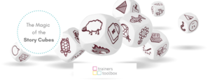 The Magic of the Story Cubes